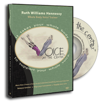 <p><b>Voice at the Center™ DVD<b></p>